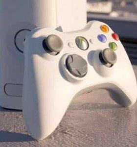 прошитый Xbox lt 3.0 + 100 игр интересен обмен