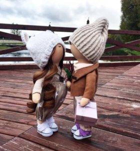 Интерьерная Кукла жених