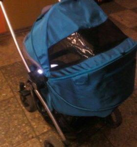 Коляска прогулочная Baby care