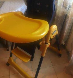 Детский стульчик chicco
