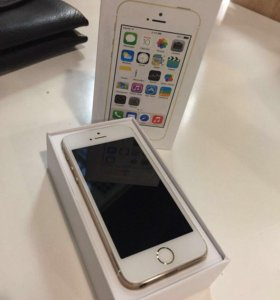 Продам IPhone 5s 32gb gold!