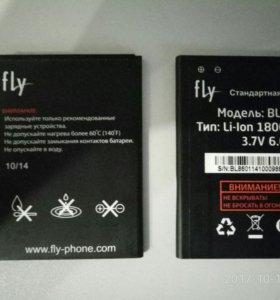 Аккумуляторная батарея Fly
