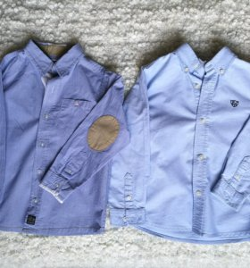 Рубашка для мальчика 3-4 года, 102/104см