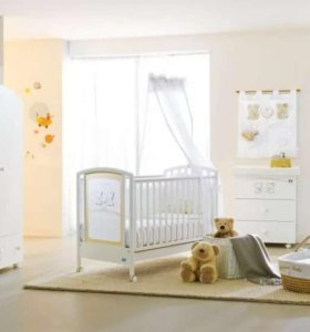 Кроватка детская Pali Smart Maison Bebe (Италия)