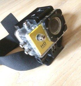 Экшн видеокамера sjcam cj4000