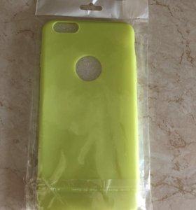 Чехол на iPhone 6/6s Plus новый