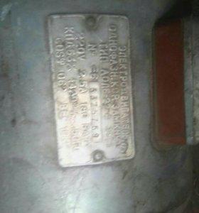 Эл.двигатель. на 220
