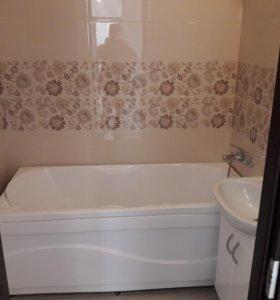 Акриловая ванна Bach Лаура 170х70