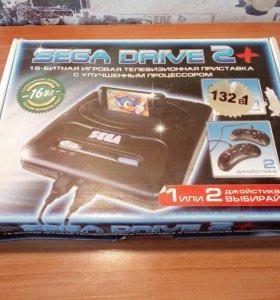 SEGA DRIVE 2 16 бит
