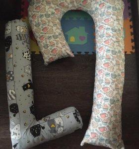 Подушка, для беременных, для детей