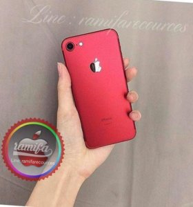 🔥 iPhone Red