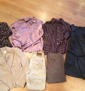 Пакет одежды/ одежда