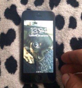 Продам айфон 5 на 16