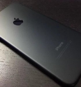 IPhone 7 black