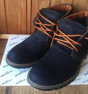 Ботинки зимние Porshe