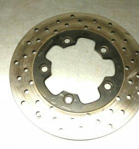 Suzuki gsxr600 k1 k2 k3 задний тормозной диск