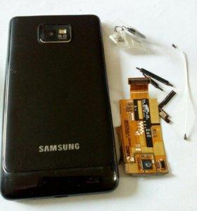 Телефон Samsung GALAXY S 2 на запчасти.