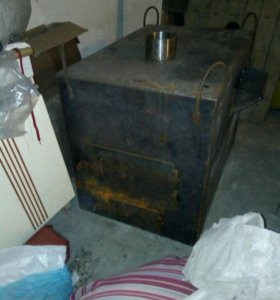 Продам печь для бани