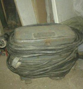 Вибратор бетонный трансформатор