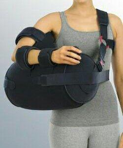 Плечевой ортез (отводящая шина)