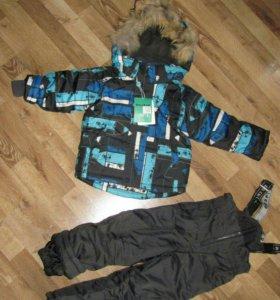 Новый костюм зима