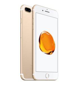 Apple iPhone 7 plus 256 gold