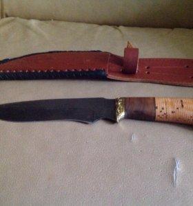 Нож разделочный новый