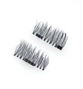Магнитные накладные ресницы 3D 4 шт