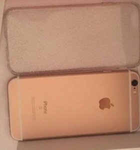 iPhone 6s16gb gold