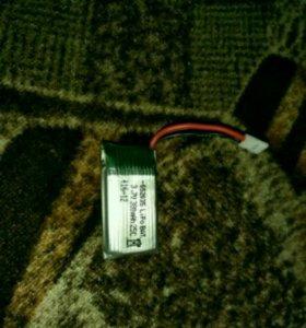Аккумуляторы для квадрокоптера(новые)