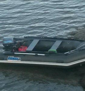 Лодка -Мотор