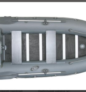 Лодка и мотор лодочный 10л/с