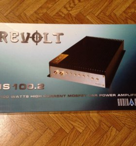 Усилитель Revolt HS 100.2