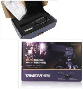 Микрофон на камерный Takstar SGC-598