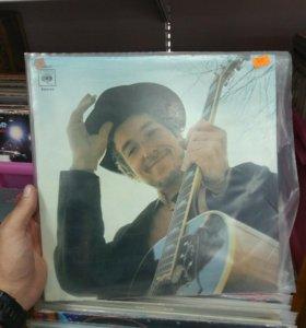 Bob Dylan Nashville skyline