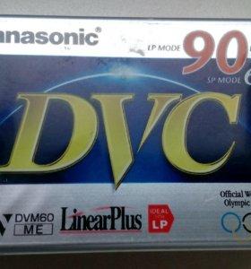 Кассета Mini DV Panasonic.