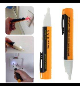 Индикатор электрического тока на выходе, светодиод