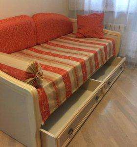 Диван-кровать серии Прованс