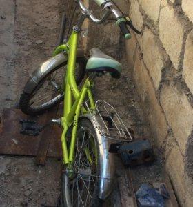 велосипед срочно отдам