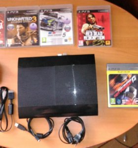 PlayStation 3 SuperSlim 500 GB + Cobra ODE