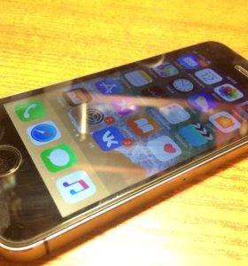 Продам iPhone 5s 16gb.