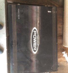 Усилитель Jensen Power 760.4