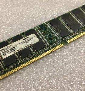 1Gb DDR PC3200 Kingston