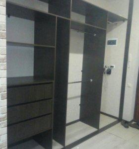 Услуги сборки мебели встроеной,корпусно