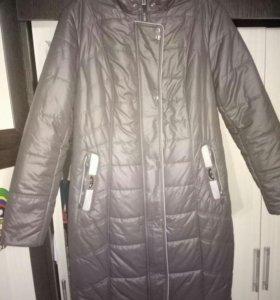 Пальто женское демисезонное (до - 10)