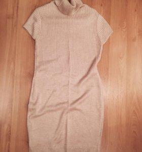 Платье terranova трикотаж