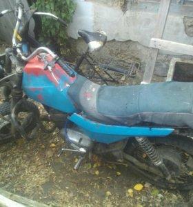 Мотоцикл Сова