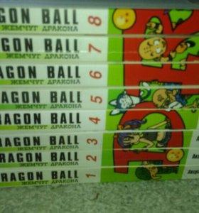 Набор манги Dragon ball