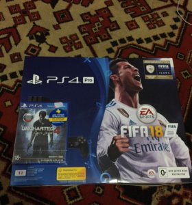 PS4 pro 1тб