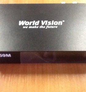 HD DVB- T2 цифровой ресивер